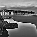 Pier Reflections by Ginny Horton