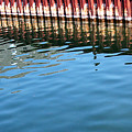 Pier Reflections by Joanne Coyle
