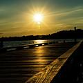 Pier by Robert Hooker