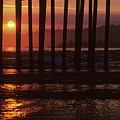 Pier Sunset by Steve Williams
