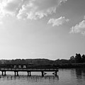 Pier by Todd Blanchard