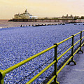 Pier View England by Heather Lennox