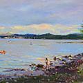 Piermont Shore Ny by Ylli Haruni