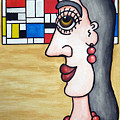 Pierrette Meeting Piet... - Pierrette Rencontre Piet... by R Fafard