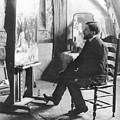 Piet Mondrian (1872-1944) by Granger