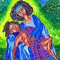 Pieta-2 by Stacey Torres