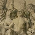 Pieta by Giovanni Bellini