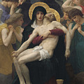 Pieta by William-Adolphe Bouguereau
