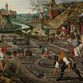 Pieter Breughel The Younger by MotionAge Designs