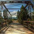 Pigeon Bridge by Constance Puttkemery