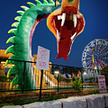 Pigeon Forge Dragon by Gary Warnimont