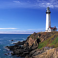 Pigeon Point Lighthouse 2 by Kathy Yates