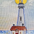 Pigeon Point Lighthouse  by Mary Capriole