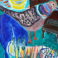 Pigeon by Red Jordan Arobateau