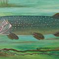 Pike by Anna Folkartanna Maciejewska-Dyba