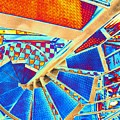 Pike Brewpub Stair by Tim Allen