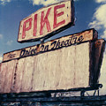 Pike Drive-in by Steven  Godfrey