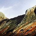 Pike O' Stickle And Loft Crag by Paul Dene Marlor
