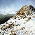 Pike O' Stickle by Paul Dene Marlor