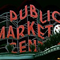 Pike Place Market Entrance 5 by Tim Allen