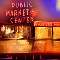 Pike Place Market by Lee Gallaher