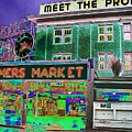 Pike Place Market by Tim Allen
