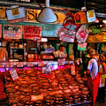 Pike Place Market by Tim Coleman