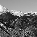 Pikes Peak And Incline 36 By 18 by Steve Krull