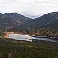 Pikes Peak Manitou Colorado Lake by Toby McGuire