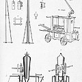 Pile Driver, Fire Engine, Steam Engine by Wellcome Images