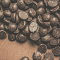 Pile Of Chocolate Chip Chunks by Jorgo Photography - Wall Art Gallery