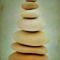 Pile Of Stones by Bernard Jaubert