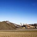 Pile Of Sugar Beets by Donald  Erickson