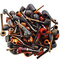 Pile Pipes by Michal Boubin