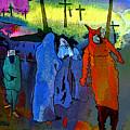 Pilgrimage by Miki De Goodaboom