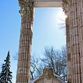Pillars Of Hercules - The Guild Inn by Spencer Bush