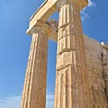 Pillars Of The Parthenon by Eric Reger