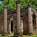 Pillars by Patrick Moore