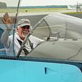 Pilot Vic Vicari by Jeff Kurtz