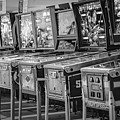 Pinball  by Christopher Bednarly