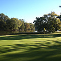 Pine Ridge Golf - Beautiful 14th Par 3 by Ronald Reid