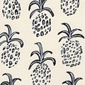 Pineapple Print by Anne Seay