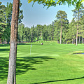 Pinetop Country Club - Hole #18 - Photos by Ryan Barmore