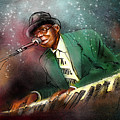 Pinetop Perkins by Miki De Goodaboom