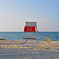 Piney Point Beach by Bill Cannon