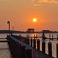 Piney Point Sunrise by Bill Cannon