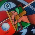 Ping Pong by Sotuland Art