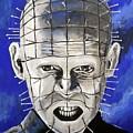 Pinhead - Hellraiser by Tom Carlton