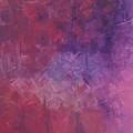 Pink Abstract by Karla Calaca