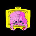 Pink Alien by Dazzle Fillinheart